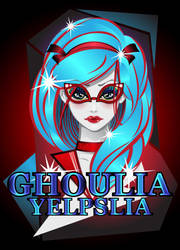 Ghoulia by 3ahia