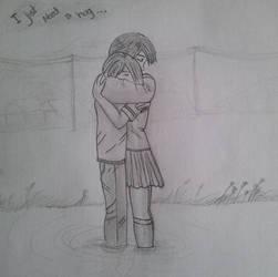 a big hug by gustavodbs