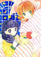 sakura and tomoyo by ginty212