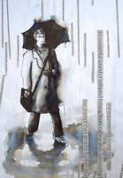 Rain by Jonthearchitect