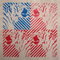 Stripes by Jonthearchitect