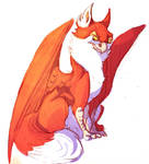 Fox Gryphon by Professor-R