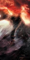Phoenix by tremorwave
