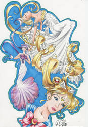 Sailor Moon- Time by J-Cody