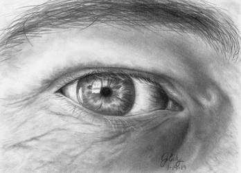 Working Man's Eye by J-Cody