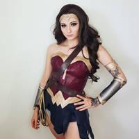 Wonder Woman by ItsKaylaErin