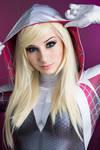 Spider Gwen by ItsKaylaErin