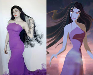 Eris Cosplay by ItsKaylaErin
