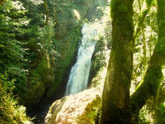 Waterfall by twistedcat