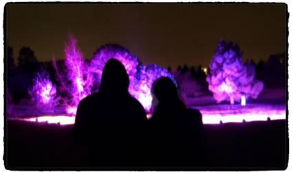 Purple Love by twistedcat
