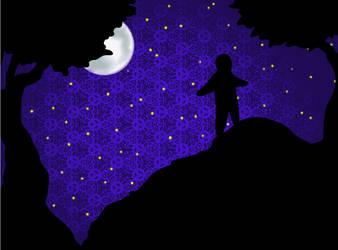 Ten million fireflies by AshiiAshAsh