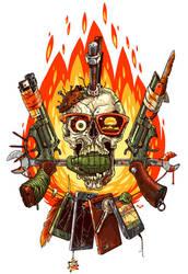 Skull by Ap6y3