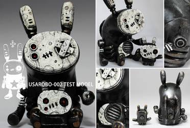 usarobo-002 test model by shichigoro756
