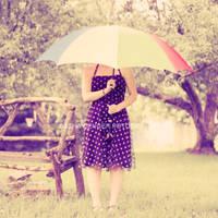 Raining Sunshine by onixa