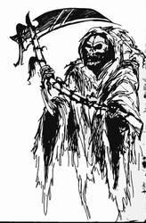Grim Reaper by Black-Hearted-Poet