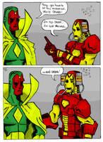 Legends Of Drunken Iron Man 3 by TheMonkeyYOUWant