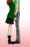 Daria and Trent FOREVER by Primasylph