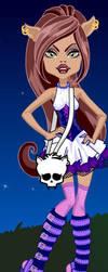 Morgane - Monster High Style by xLaraxCroftx