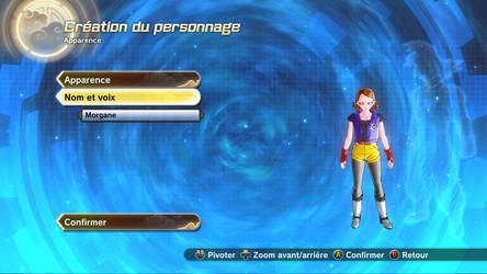 Morgane - Dragon Ball Version (Outfit) by xLaraxCroftx