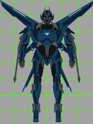 Morgane - Transformers Movie Version by xLaraxCroftx