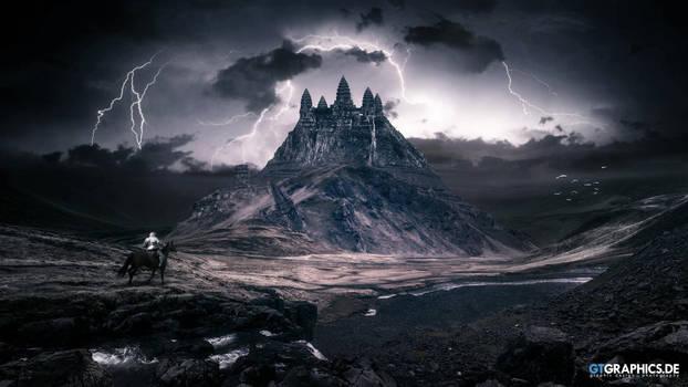 Forgotten World Angkor Wat by TobiasRoetsch