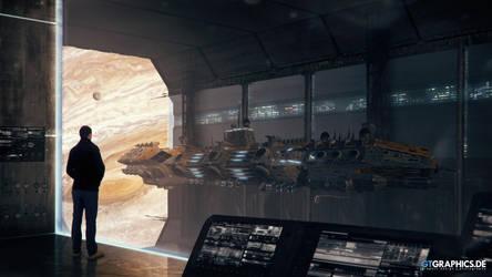 Jupiter Free Port by TobiasRoetsch