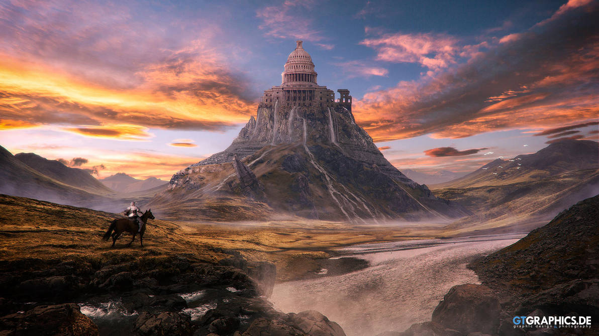 Forgotten World Capitol by TobiasRoetsch
