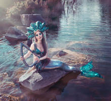 Mermaid by Elzaran