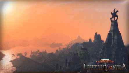 Lyithdonea - A New Dawn by ericthered1090