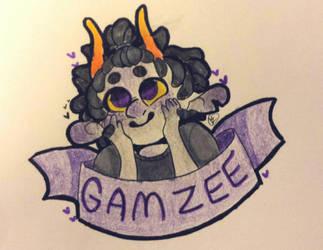 Cutesy Gamzee by tavcraptrashbull