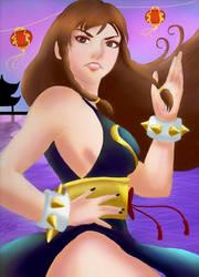 Chun-Li V Alt by Mayleth