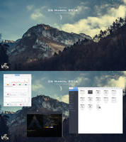 Moontain Arch Linux by Dobbie03