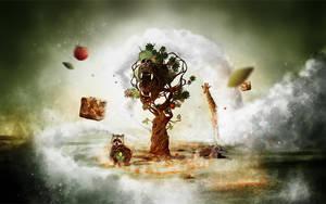 Desktopography 2011 - Totem by ouwEnz