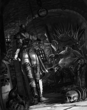 Dungeon by Filipe-Pagliuso