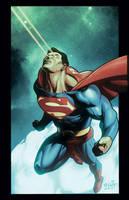Superman by JohnRauch