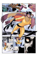 Patsy Walker: Hellcat 1.19 by JohnRauch