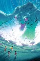 Teen Titans Year One 6.15 by JohnRauch
