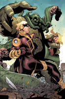 Mighty Avengers 24.14 by JohnRauch