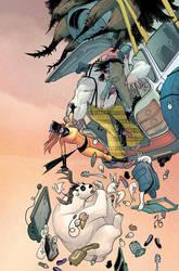 Patsy Walker: Hellcat 5.03 by JohnRauch
