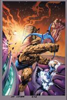 Fantastic Four 572 by JohnRauch