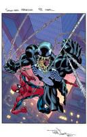 Spider-man magazine 8 by JohnRauch