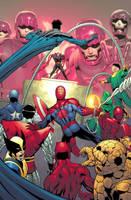 Marvel Versus by JohnRauch