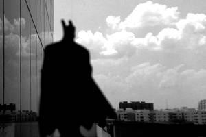 Batman in Madhapur by karthik82