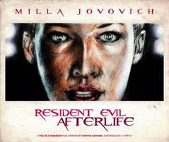 Resident Evil: Afterlife by karthik82