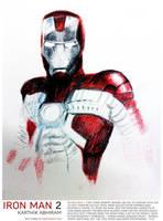 Iron Man 2 WIP by karthik82