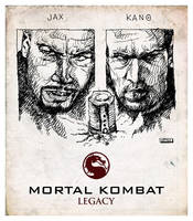 Mortal Kombat: Legacy by karthik82
