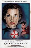 Resident Evil: Retribution by karthik82