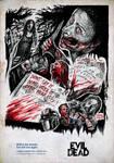 Evil Dead 2013 by karthik82