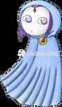 Chibi Raven by Ana-Wolf