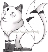 Kirara, Yokai Cat by Ana-Wolf